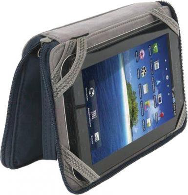 Чехол для планшета Tucano Youngster for Tablet TABY7-BS (синий) - в открытом виде