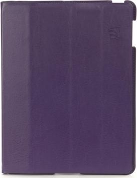 Чехол для планшета Tucano Cornice Case for iPad 2 Purple (IPDCO-PP)