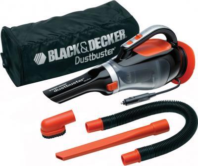 Портативный пылесос Black & Decker ADV1220 - комплектация