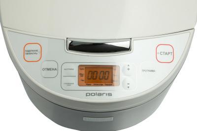 Мультиварка Polaris PMC 0506AD - панель управления