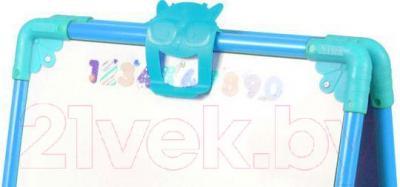 Мольберт детский двусторонний Ника M1 (Голубой)