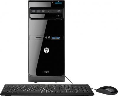 Системный блок HP 3500 MT (D5R94ES) - общий вид