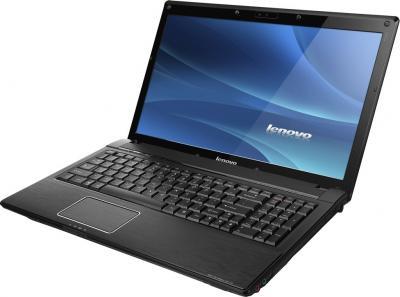Ноутбук Lenovo B575eG (59368370) - общий вид