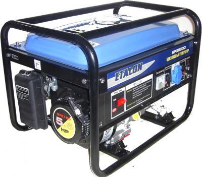 Бензиновый генератор Etalon SPG 2500 - общий вид