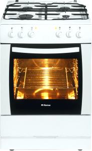 Кухонная плита Hansa FCMW67002010 - общий вид