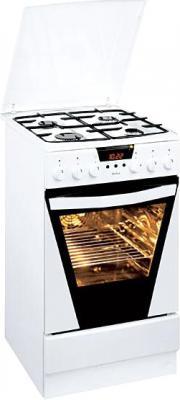Кухонная плита Hansa FCMW57033030 - общий вид