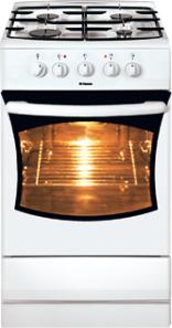 Кухонная плита Hansa FCGW50000011 - общий вид