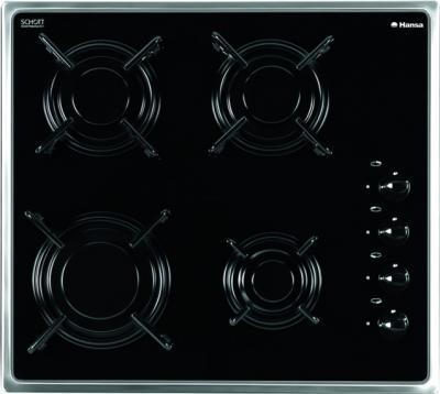 Газовая варочная панель Hansa BHKI63110020 - общий вид