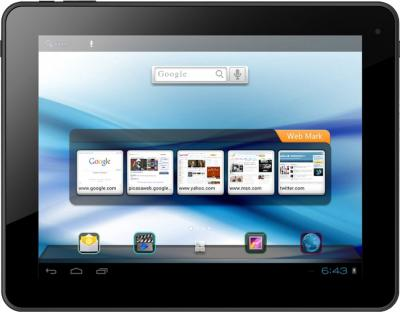 Планшет PiPO Max-M6 (16GB, 3G, Black) - фронтальный вид
