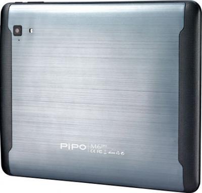 Планшет PiPO Max-M6 (16GB, 3G, Black) - вид сзади