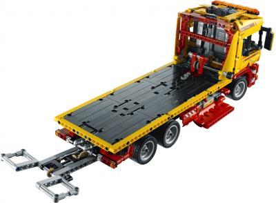 Конструктор Lego Technic Грузовик с платформой (8109) - вид сверху