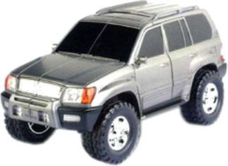Робот-трансформер Happy Well Тойота Лэнд Крузер (50060) - автомобиль