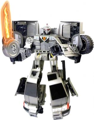 Робот-трансформер Happy Well Тойота Лэнд Крузер (50060) - робот