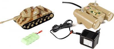 Радиоуправляемая игрушка WINEYA Танковый бой ИС-2 vs ИС-2 (529) - комплектация