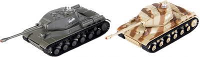 Радиоуправляемая игрушка WINEYA Танковый бой ИС-2 vs ИС-2 (529) - общий вид