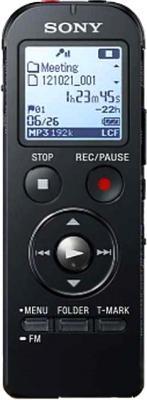 Цифровой диктофон Sony ICD-UX532B - общий вид