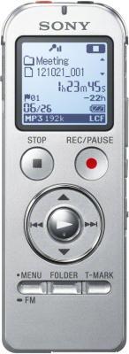 Цифровой диктофон Sony ICD-UX532S - общий вид