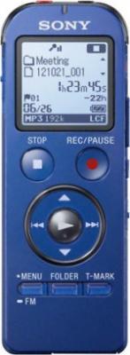 Цифровой диктофон Sony ICD-UX533L - общий вид