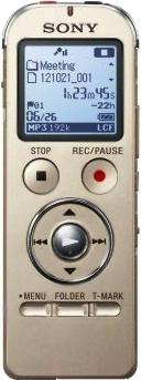Цифровой диктофон Sony ICD-UX533N - общий вид