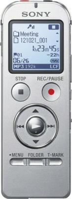 Цифровой диктофон Sony ICD-UX533S - общий вид