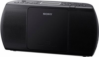 Магнитола Sony ZS-PE40CPB - общий вид
