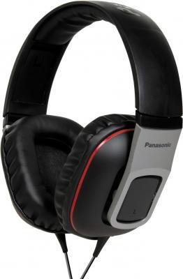 Наушники Panasonic RP-HT460E-K - общий вид