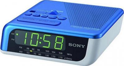 Радиочасы Sony ICF-C205L - общий вид