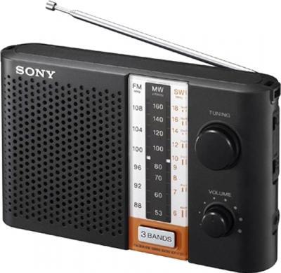 Радиоприемник Sony ICF-F12S - общий вид