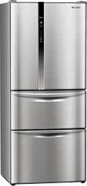 Холодильник с морозильником Panasonic NR-D513XR-S8 - общий вид