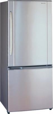 Холодильник с морозильником Panasonic NR-B651BR-N4 - общий вид