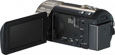 Видеокамера Panasonic HC-V710EE-K - поворотный экран