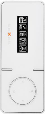 MP3-плеер TeXet T-179 (4Gb) White - общий вид