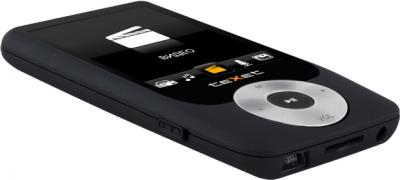 MP3-плеер TeXet T-795 (4GB) Black - вид сверху