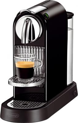 Капсульная кофеварка DeLonghi Citiz EN 165.B - общий вид