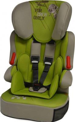 Автокресло Lorelli X-Drive Plus (Caramel-Green Pilot ) - общий вид