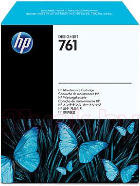 Картридж HP 761 (CH649A) - общий вид