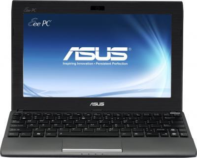 Ноутбук Asus Eee PC 1025C-GRY001B - фронтальный вид