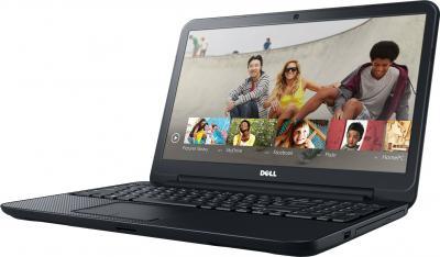 Ноутбук Dell Inspiron 15 (3521) 272211975 (111900) Black - общий вид