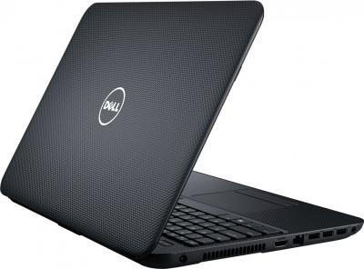 Ноутбук Dell Inspiron 15 (3521) 272211975 (111900) Black - вид сзади