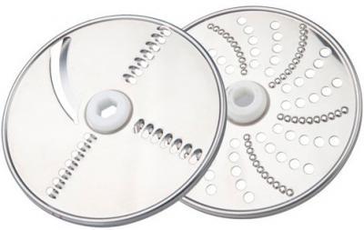 Блендер погружной Vitek VT-1480 GY - диск для терки/шинковки и диск для драников