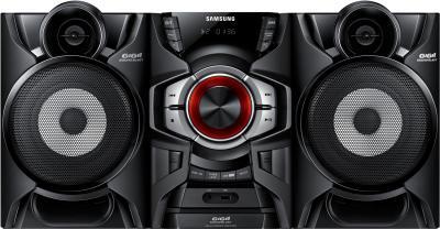 Минисистема Samsung MX-F630DB - вид спереди