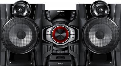 Минисистема Samsung MX-F730DB - вид спереди