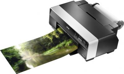 Принтер Epson Stylus Photo R3000 - вид сверху