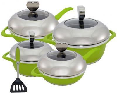 Набор кухонной посуды SSenzo PTXTDC6809CP19 - общий вид