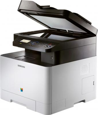 МФУ Samsung CLX-4195FN - сканер