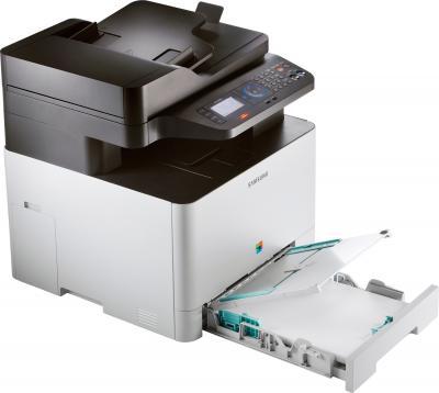 МФУ Samsung CLX-4195FN - лоток для бумаги