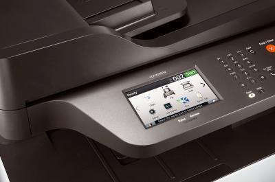 МФУ Samsung CLX-4195FW - дисплей