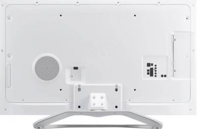 Телевизор LG 47LA667V - вид сзади