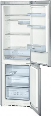 Холодильник с морозильником Bosch KGS36VL20R - общий вид