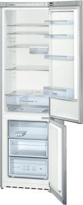 Холодильник с морозильником Bosch KGS39VL20R - общий вид